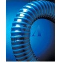 FLEXIBLE REINFORCED HOSE WITH PVC SPIRAL diam int 100 mm  30M COIL