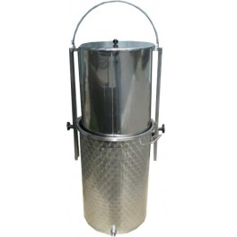 KIT INOX HOME BREWER 50 LTRS