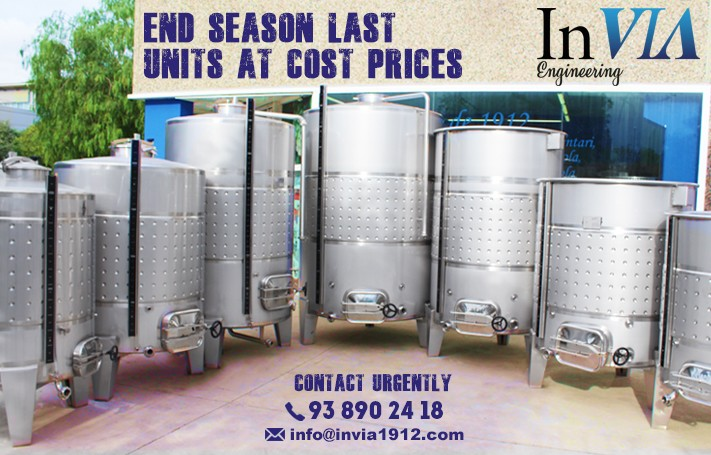 End season last units at cost prices