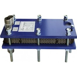 PLATE HEAT EXCHANGERS 5 STAINLESS STEEL PLATES