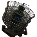 GYROPALETTE  DOUBLE CAGE