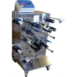 SEMIAUTOMATIC LABEL MODEL E20 LABEL AND COUNTERBALLET IN TWO ROLLS