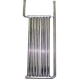 PLACA INTERCANVI TUBULAR ARPA INOX MODEL 750 X 375