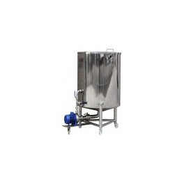 MIXER TANK WITH PUMP 600 LITERS