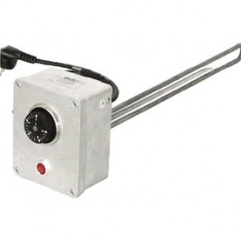 ELECTRIC RESISTOR WITH THERMOSTAT 4000W