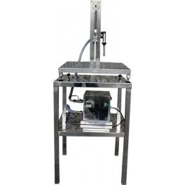 OMPLIDORA BAG-IN-BOX SEMIAUTOMÀTIQUES MODEL VIA AMB BOMBA DOSIFICADORA INOX