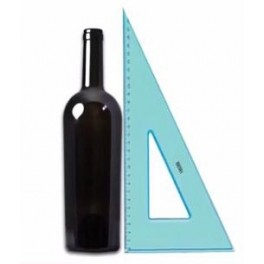 ACCESSORY TO LABEL CONICAL BOTTLES