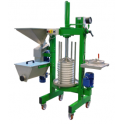 ALL IN ONE  OLIVE PROCCESING: MILL - BLEND - HYDRAULIC ELECTRIC PRESS