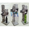 PNEUMATIC SCREW CAPPERS FOR PLASTIC TAPS