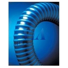 FLEXIBLE REINFORCED HOSE WITH PVC SPIRAL diam int 40 mm  50M COIL