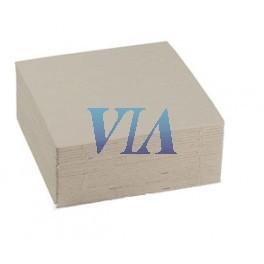 PACK DE 25 PLAQUES DE FILTRATION V-00 20x20 DEGROSSISSAGE 40 - 50 micron