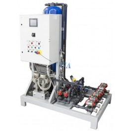 STABILIZATION AND CLARIFICATION OF MEDIUM, LARGE SEMIAUTOMATIC AND AUTOMATIC MUSTS AND WINES  K1.1 C.S (PROFESIONAL)