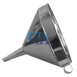 STAINLESS STEEL FUNNEL 250 mm