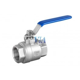 BALL VALVE 2 PC THREADED FIG. 776 OF 1/4""