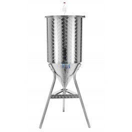 30 LITERS INOX FERMENTER