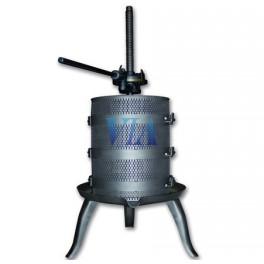 PRESSE MANUELLE INOX CAPACITE 125 KILOS