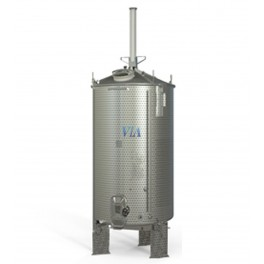 AUTOMATIC VINIFICATION TANK 5000 LITERS