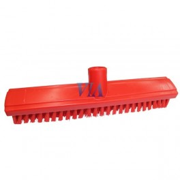 CLEANING BRUSH WITH ALUMINUM HANDLE 60 x 370 mm