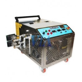 COLD EQUIPMENT W3 GLYCOL WATER CHILLER 2 UNITS CONTROL
