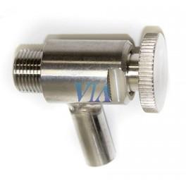 STAINLESS STEEL INOX SAMPLE TAP