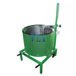 MIXER FOR OLIVE PASTE