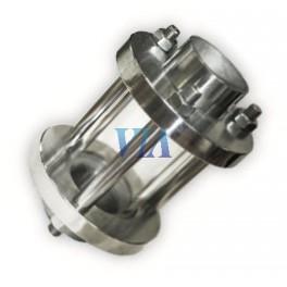 REGARD TUBULAIRE NW-40 INOXYDABLE 304 SR