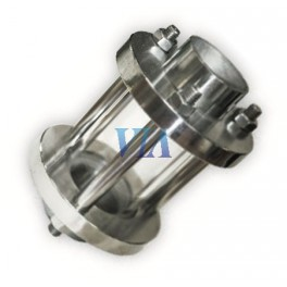 REGARD TUBULAIRE NW-65 INOXYDABLE 304 SR