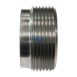 MALE 50 PND SR INOX 304